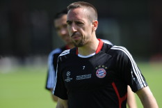 Franck Ribéry | Image: PA