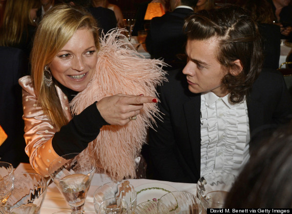 kate moss harry styles