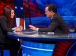Anita Sarkeesian Explains The Truth About Gamergate To Stephen Colbert In Under 5 Minutes