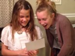 Sisters Are Absolutely Head-Over-Heels Ecstatic About Mom's Baby News