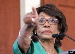Maxine Waters Ethics Email