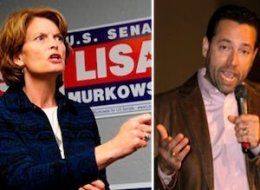 Joe Miller Lisa Murkowski Alaska Senate Election L