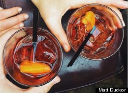 Think You Hate Negronis? Think Again