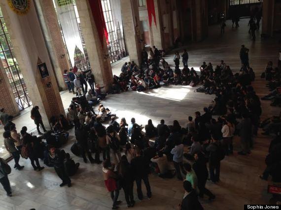 istanbul university students 1