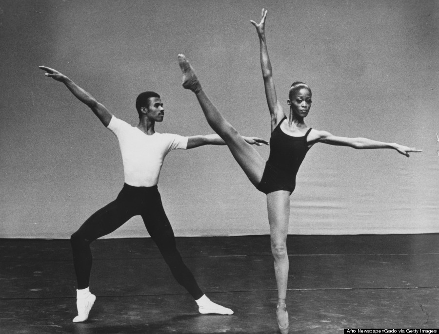 Image result for black ballet dancers
