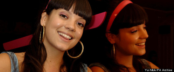 lily allen smile video