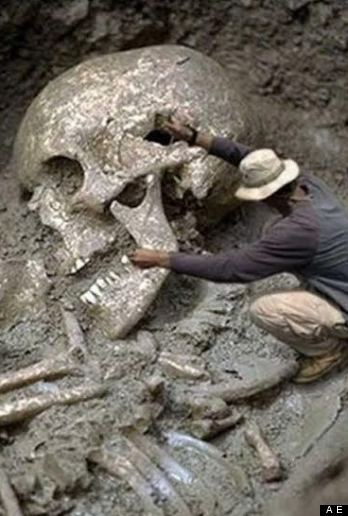 History channel s search for the lost giants