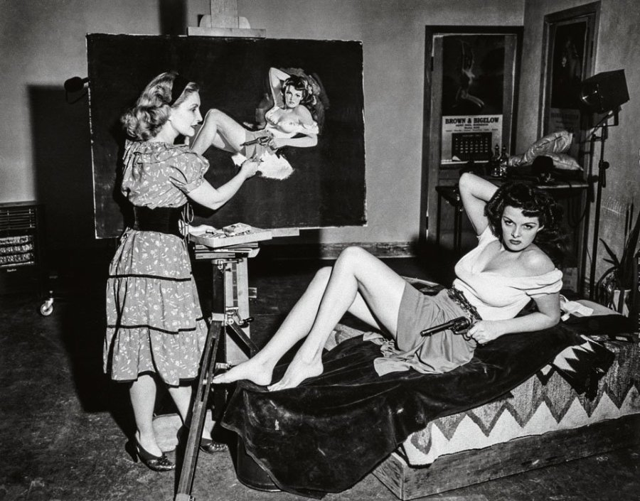 124f3802644 The History Of The Pin-Up Girl, From The 1800s To The Present | HuffPost