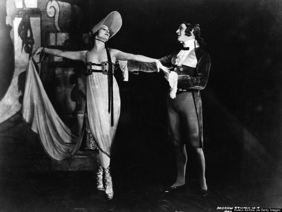 ballet 1915