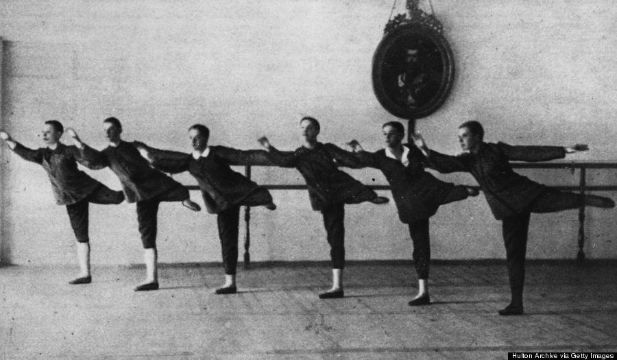 ballet 1913