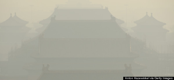 China's New Tools to Battle Air Pollution Can Also Help Fight Climate Change
