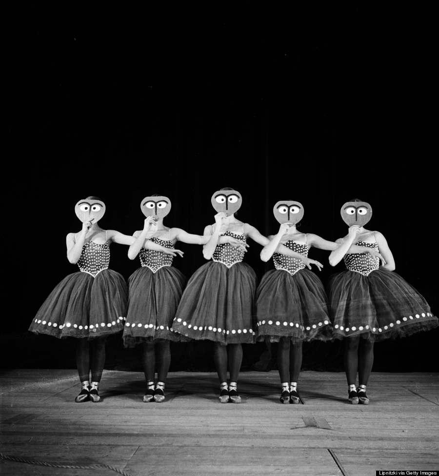 ballet 1933
