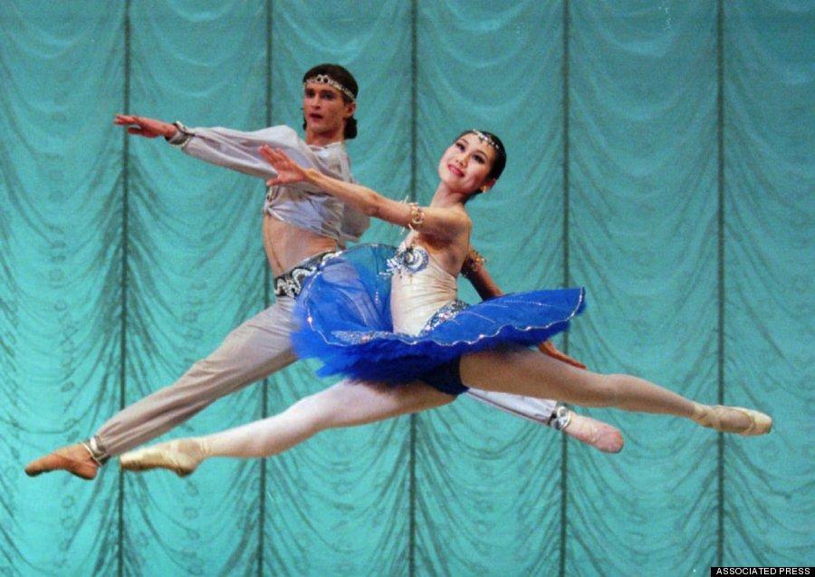 ballet 1996
