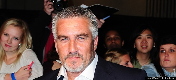 Paul Hollywood Set To Swap Cakes For Cars