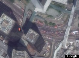 Occupy HK Has Been Going So Long It's On Google Maps