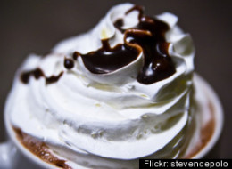 Alcoholic Whipped Cream