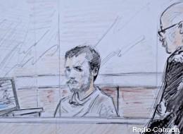 Justin Bourque écope de 75 ans de prison