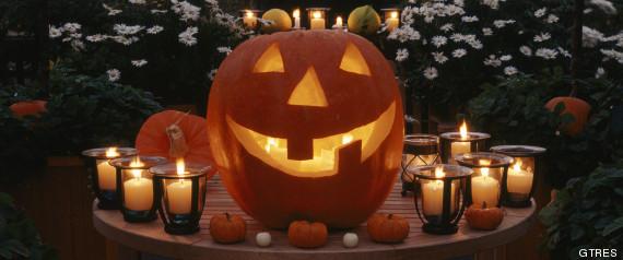 Or genes de halloween calabazas caramelos truco o trato - Calabazas de halloween de miedo ...