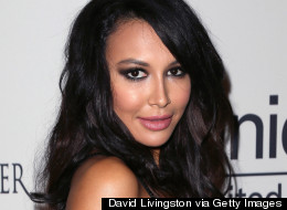 Naya Rivera Wears Quite The Dress To UNICEF Ball