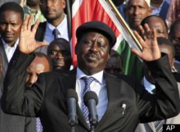 Kenya Prime Minister