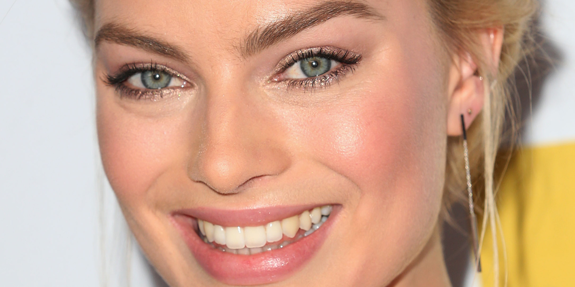 Margot Robbie39;s Milkmaid Braid Tops Our Best Beauty List
