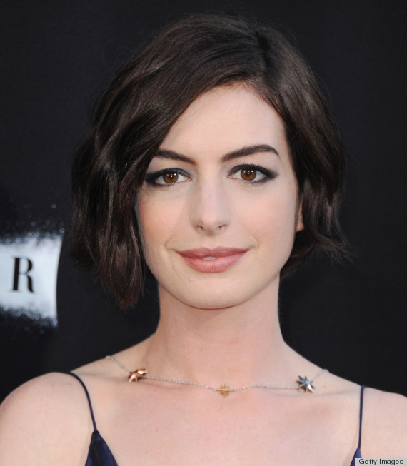 Anne Hathaway Eye Color: What Kind Of Makeup Would You Suggest For My Face