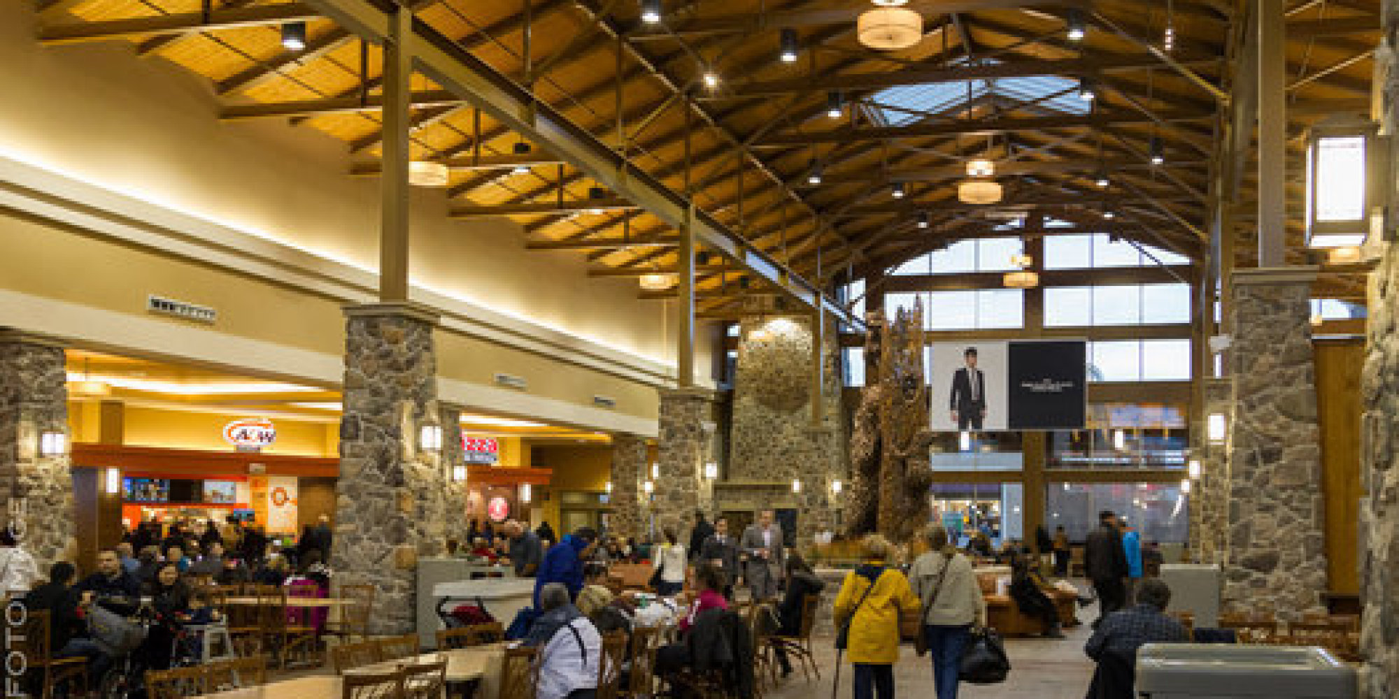 Premium outlets is a great place for discounted shopping on various brands (Nike, Adidas, Michael Kors, Ralph Lauren, etc.). There's also a food court with multiple options and food choices. Best place to spend a /5().