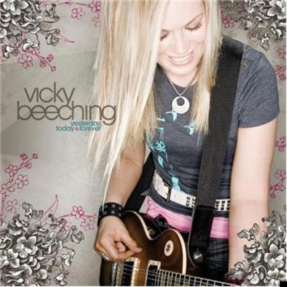 vicky album cover