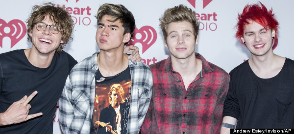 The Big Lesson All Pop Stars Can Learn From 5SOS