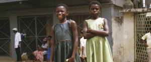 Young Girls Sierra Leone