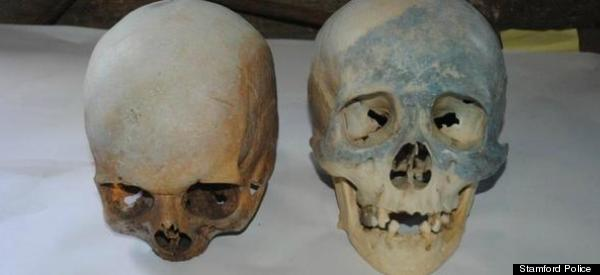 Skulls And 'Books On Satan And Witchcraft' Found In Connecticut Dump