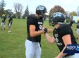 Senior Football Star Proves Friendship Is More Important Than A Touchdown