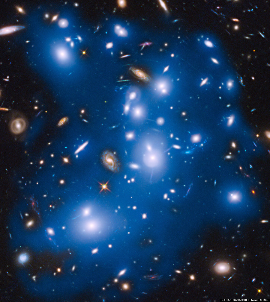 ghost light dead galaxies