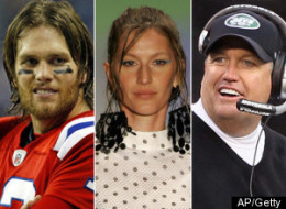 Rex Ryan Tom Brady Gisele