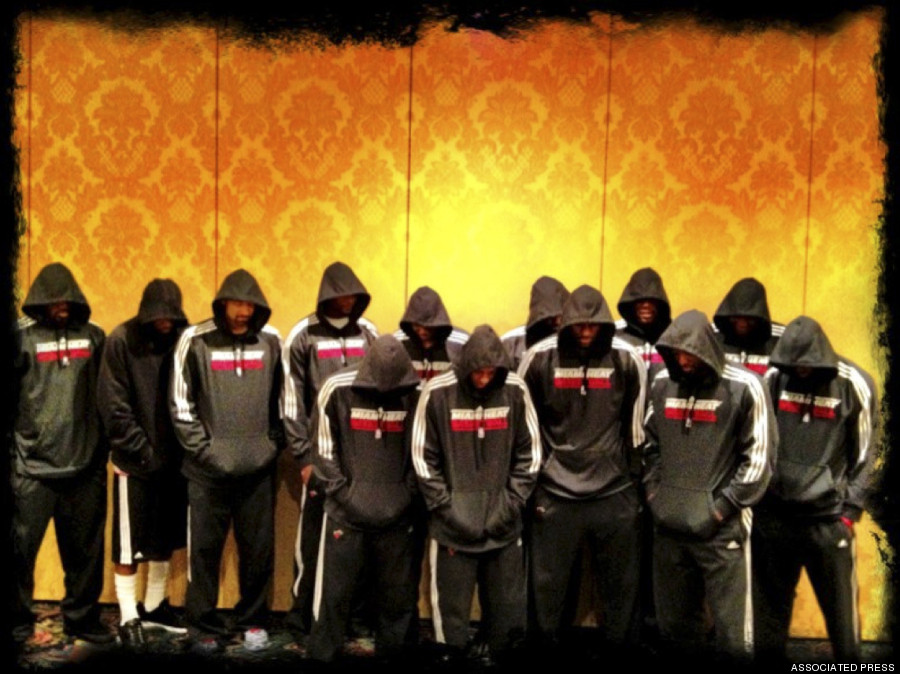 trayvon martin lebron james