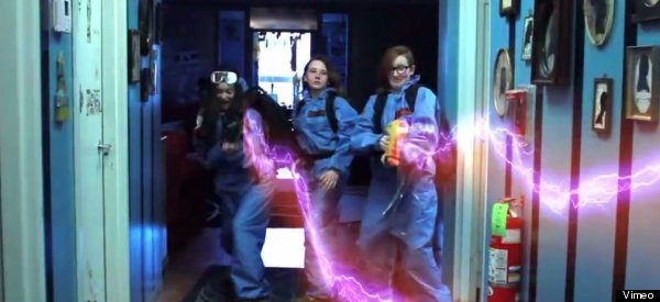'Ghostbusters' Should Have Starred Middle School Girls And Here's Proof