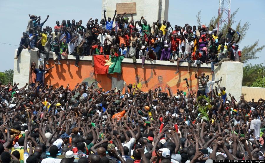 burkinese celebrate