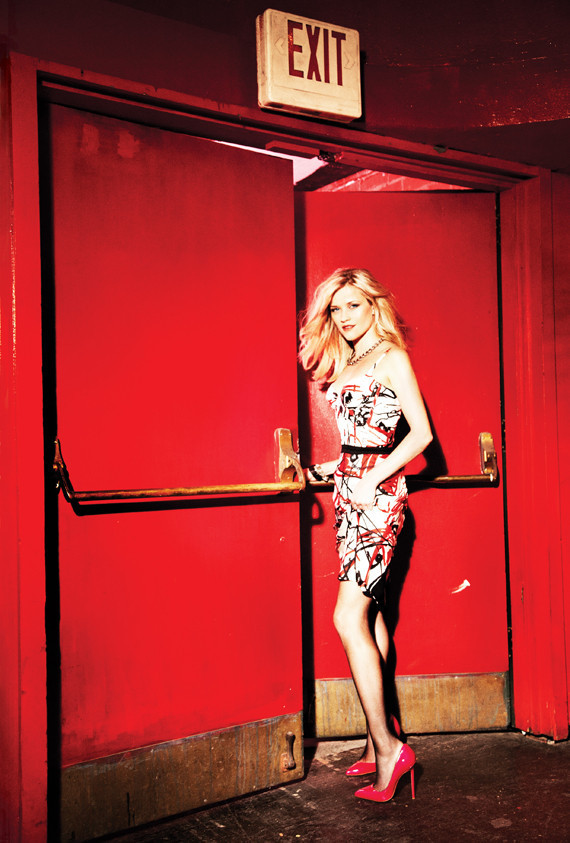 Reese Witherspoon In Glamour: Talks Aging, Wanting More Kids