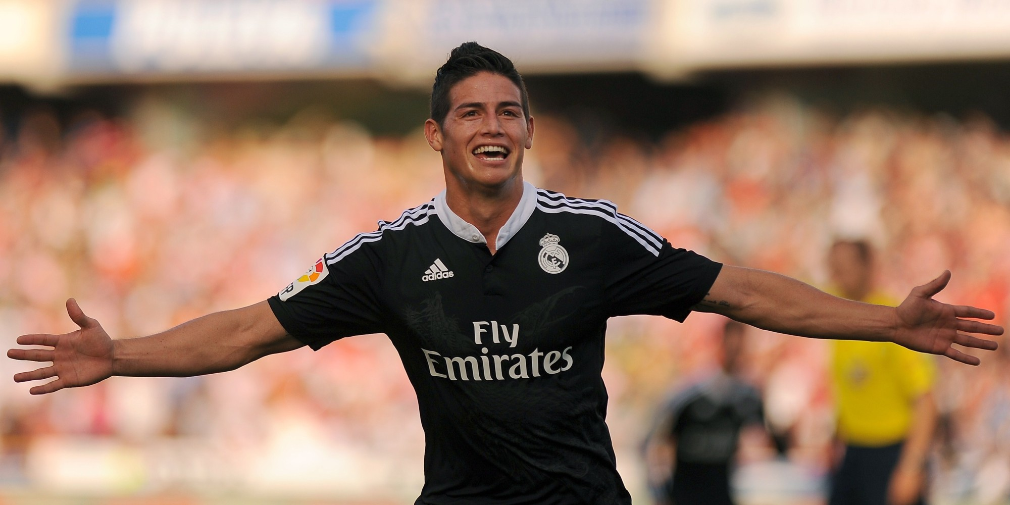 World Cup Hero James Rodriguez Scores Yet Another Must-See Wonder Goal ...