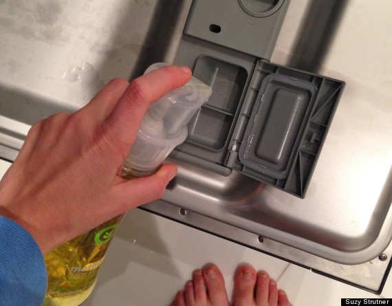 Pleasant Homemade Dishwasher Detergent Is A Real Thing We Tried It Download Free Architecture Designs Rallybritishbridgeorg