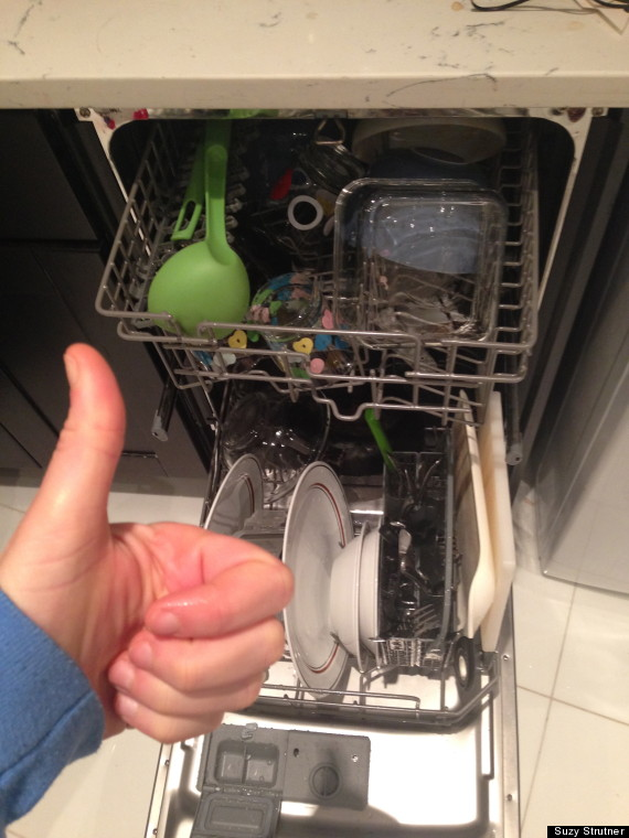 Homemade Dishwasher Detergent Is A Real