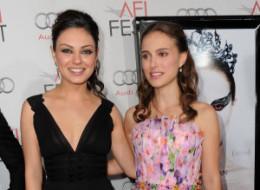 Mila Kunis: Natalie Portman 'Danced Her A** Off'