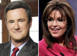 Joe Scarborough Sarah Palin