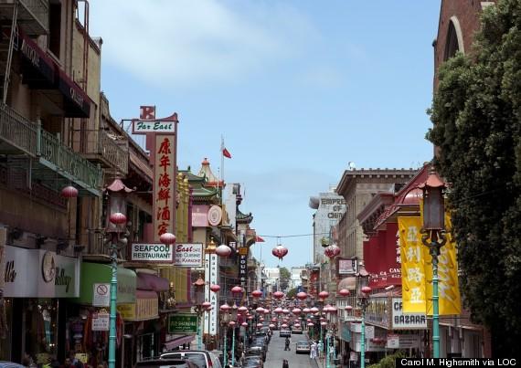 sf chinatown 2012