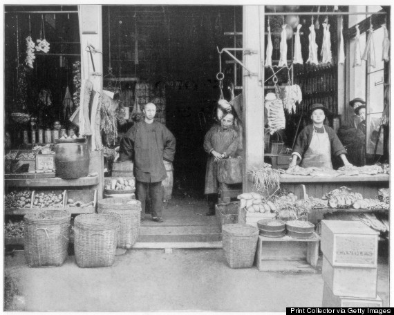 How racism created america 39 s chinatowns huffpost for Furniture jobs london