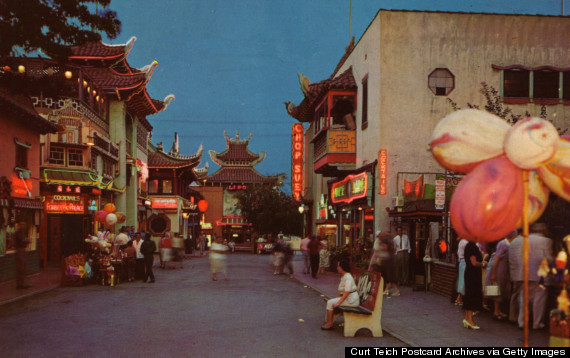 America's Chinatowns Are Disappearing