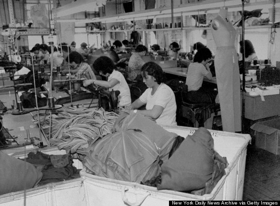 chinatown garment factory
