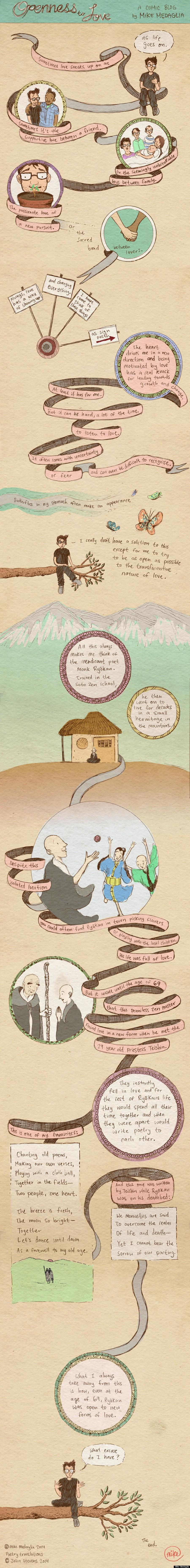 meditation comic