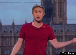 Who Is The Coolest - David Cameron Or Barack Obama? Russell Howard Looks At The Evidence...
