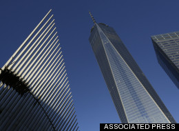 24-Second GIF Shows Entire Construction Of One World Trade Center